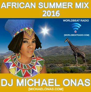 Michael Onas -African Summer 2016